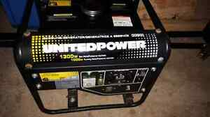 United Power Generator 1300w
