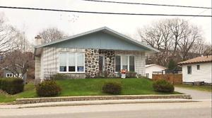Maison unifamiliale résidentielle ou commerciale