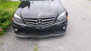 2009 Mercedes Benz  c63 AMG 500hp Mint condition
