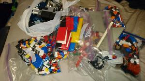Mega blocks with some Lego