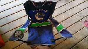 Canucks toddler camping chair  Prince George British Columbia image 1