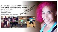 Join Zumba Jammer with Natalie at D2R Markham with Z-Face