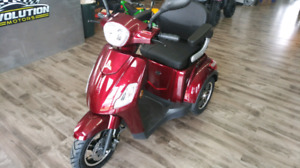 2018 FREEDOM PLUS 3 WHEEL SCOOTER!! FALL SPECIAL!!!
