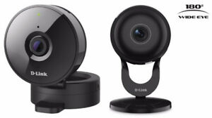 D-Link Wi-Fi Day/Night Network Camera 2-Pack DCS-KT2530L