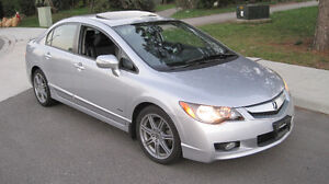 2011 ACURA CSX -1 LOCAL OWNER! MINT. -CERT./E-TEST/WARR INCLUDED