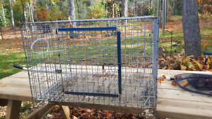 Wire Rabbit cage