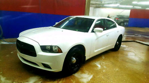 Saftied 2012 dodge charger police