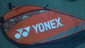 Yonex racket bag for tennis/badminton/squash rackets