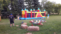 Bouncy castle/ house rentals and party supplies