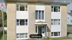 Rent a room Aug 1st in a 2 bdrm apt in Armdale by the rotary