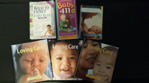 First year baby books $2 takes all