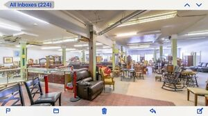 Antique and New Furniture to Be Cleared Building to be Sold