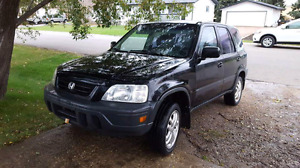 1998 honda crv all wheel drive 950 o.b.o