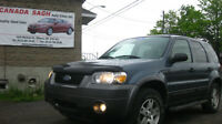 2005 ESCAPE LIKE NEW,SAFETY+6M.WRTY for $4995 LEASE TO OWN AVAIL