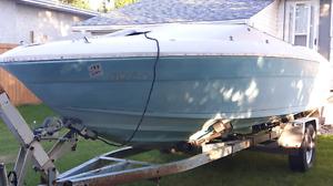 21 ft easy loader boat trailer