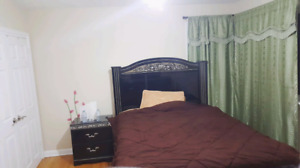 Furnished Room For Rent (UOIT or Durham College Student only)