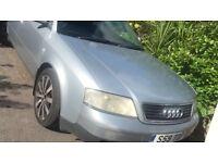 Audi A6 Avant 1.8T SE - must go bargain!