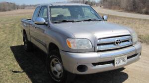 Toyota Tundra 4x4 - 2005