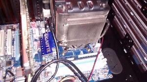 Entry Gaming PC Intel Quad 2.26/8GB/250GB/GTS450