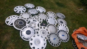 Hubcaps  $20 for the works!
