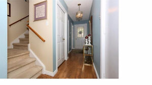 DESIRABLE END UNIT FREEHOLD TOWNHOUSE! 1-888-853-6610 Kitchener / Waterloo Kitchener Area image 2