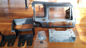 2006-2011 honda civic dash kit