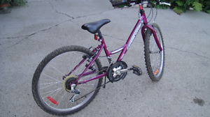 Girls Super Cycle SC 1800, Sport MTB 18 speed