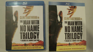 Man with no name Trilogy Blu-ray - Sergio Leone Collection