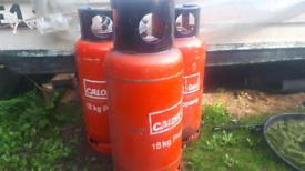 GAS BOTTLES FULL