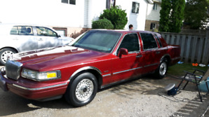 97 Lincoln for Sale