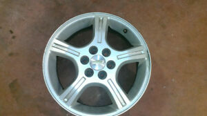 Chevy/Pontiac/Buick/Saturn wheels /rims - Uplander