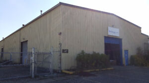 Prime Warehouse/Commercial Space ... one block from QEW