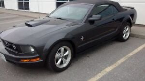 2007 Ford Mustang Convertible 4.0 V6