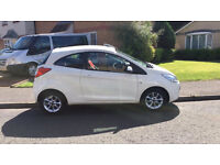 Ford KA white only 37456