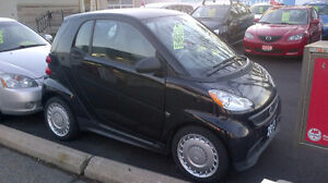 2013 Smart Fortwo PURE Coupe only $ 5985 / CERTIFIED