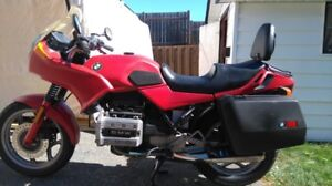 1987 BMW K75s for sale or possible trade