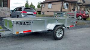 Remorque/ trailer 5x10