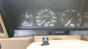 1992 Plymouth Acclaim Trade or Sale.