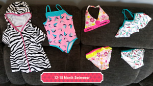 12 - 18 Month Girl Clothes