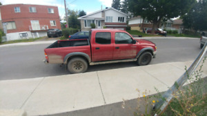 tacoma looking for trade swap on sport car coupe (2 doors) AWD