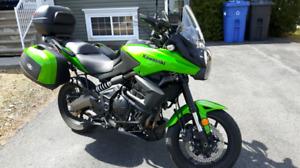 Kawasaki KLE Versys 650 2014