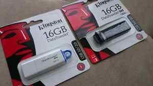 Kingston 16GB Datatraveler USB 3.0 2.0