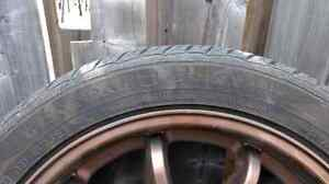 Selling Rims with summer tires.  Kitchener / Waterloo Kitchener Area image 4