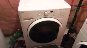 Washer and dryer set Kenmore front load