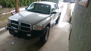 2006 Dodge Dakota Truck V8 Quad Cab 4x4