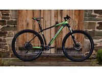 Boardman pro 29er mountain bike, immaculate condition