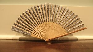 Japanese Hand Fan West Island Greater Montréal image 3