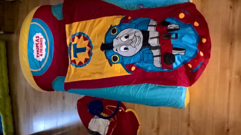 Thomas My First Ready Bed