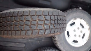 235/75R15 Extreme Avalanche winter tires