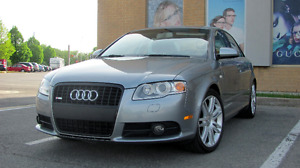 2007 Audi A4 s-line v6 3.2 **discutable**